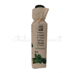 basil oil 250x250 - Italian Extra Virgin Basil Olive Oil 100 ml - Marchesi