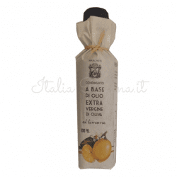 olive oil lemon 250x250 - Italian Extra Virgin Olive Oil Lemon 250 ml - Marchesi