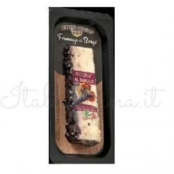 Italian Cheese Enriched with Barolo Wine - Beppino Occelli