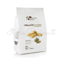 macoritto capperi 1 250x250 - Rosemary and Capers short breadsticks