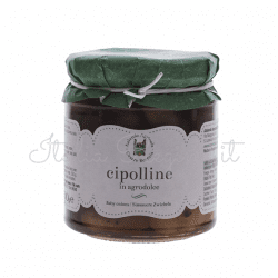 cipolline agrodolce 250x250 - Sweet-and-sour baby Onions, 290 gr - Azienda Agricola Cesare Bertoia