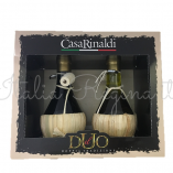 duo 157x157 - Duo: Extra Virgin Olive Oil & Balsamic Vinegar