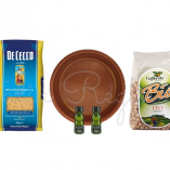 hamper pasta e ceci 157x157 - Pasta and Chickpeas Bio Hamper