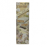 vaniglia scont 1 157x157 - Vanilla-flavored Sicilian Nougat with white chocolate coating