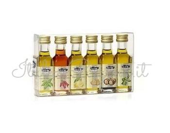 rinaldi 8 - Italian Six Olive Oil Sampling Set - Casa Rinaldi