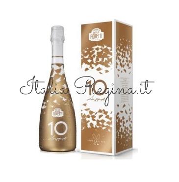 poretti gold - Italian Beer (10 Luppoli Champagne) - Angelo Poretti