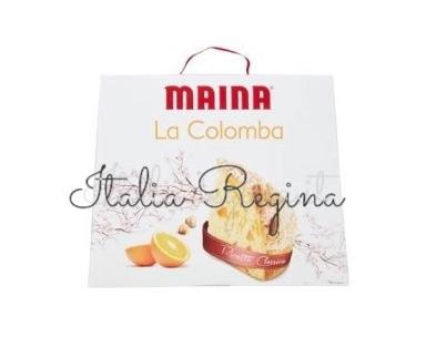 colomba maina - Italian Colomba (Easter Cake) - Maina