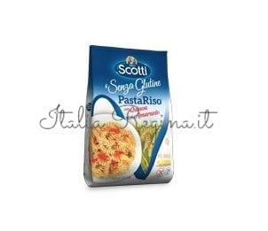 Italian Gluten Free Pasta with Quinoa (Fusilli) – Riso Scotti