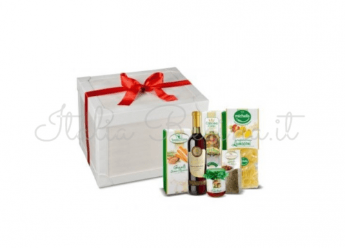 hamper medium 500x359 - Italian Food Hamper Medium - Sapori Artigianali
