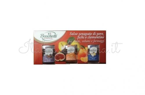 mustard sauce fruit 500x326 - Mustard Sauce Fruit - Boschetti