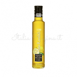 lemon oil 250x250 - Italian Extra Virgin Olive Oil Lemon 250 ml - Casa Rinaldi