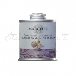 mini garlic olive oil 250x250 - Mini Garlic Olive Oil 100 ml - Marchesi