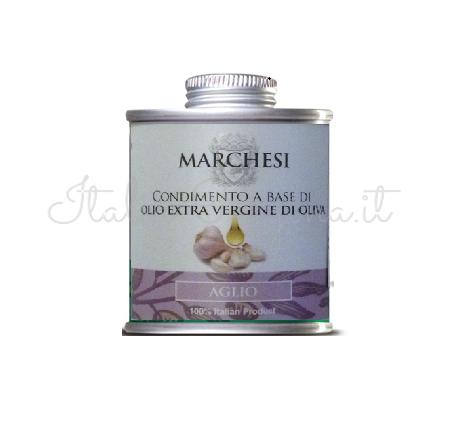 mini garlic olive oil - Mini Garlic Olive Oil 100 ml - Marchesi