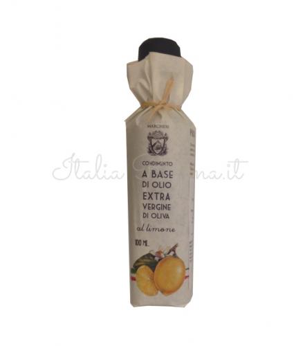 olive oil lemon 425x500 - Italian Extra Virgin Olive Oil Lemon 250 ml - Marchesi