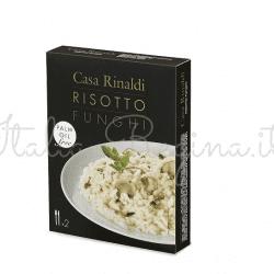 mushroom 250x250 - Mushroom Risotto 175 gr - Casa Rinaldi