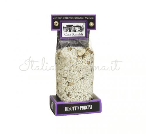 mushroom risotto 500x457 - Mushroom Risotto 300g - Casa Rinaldi