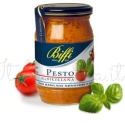 Italian Pesto (Siciliana) - Biffi Milano