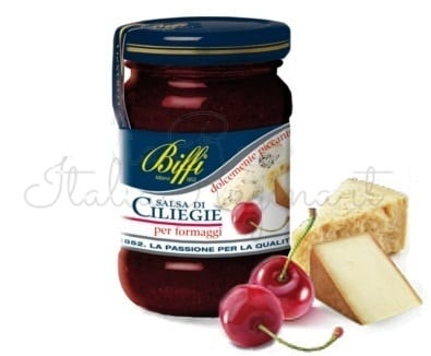 Italian Cherry Sauce - Biffi Milano