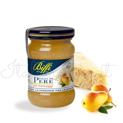 Italian Pear Sauce - Biffi Milano