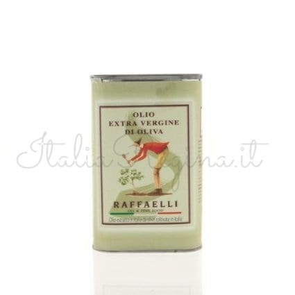 Italian Extra Virgin Olive Oil Canned- Raffaelli