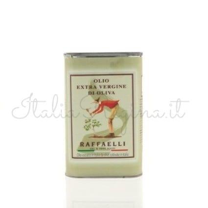 Italian Extra Virgin Olive Oil Canned- Raffaelli