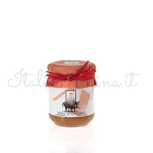 Italian Sauce (Boar Ragu) - Raffaelli
