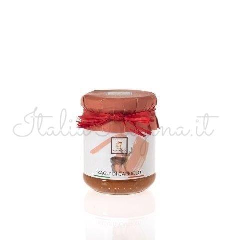 Italian Sauce (Deer Ragu) - Raffaelli