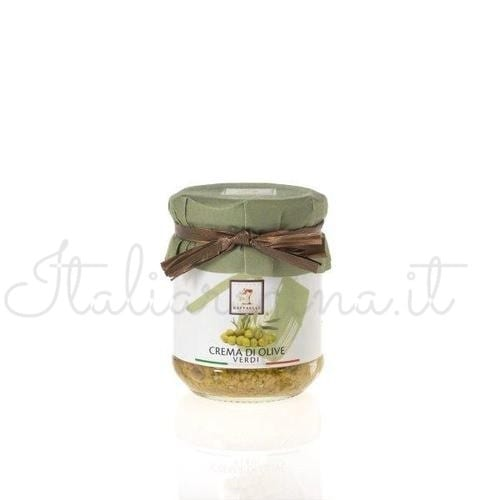 Italian Spread (Green Olive) - Raffaelli