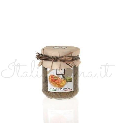 Italian Bruschetta (Olive) - Raffaelli