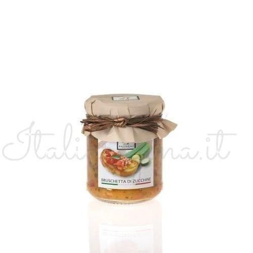 Italian Bruschetta (Zucchini) - Raffaelli