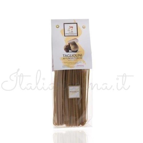 Raffaelli Speciality Pasta with Mushrooms