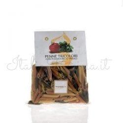 Italian Pasta Tricolour Penne - Raffaelli