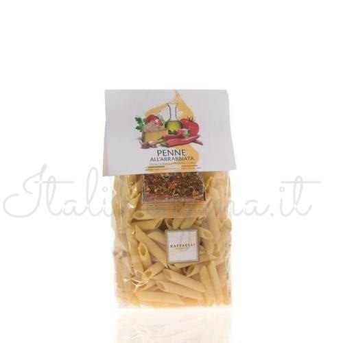 Raffaelli Penne Pasta with Arrabbiata Seasoning