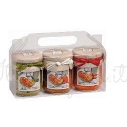 "Italian Gift Set ""Italiana"" - Raffaelli"