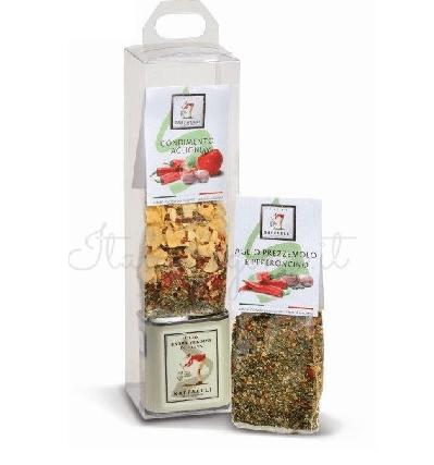 """Italian Gift Set  """"Condimenta"""" - Raffaelli"""