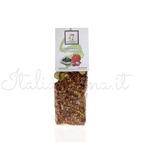 "Italian Seasoning ""Puttanesca"" - Raffaelli"