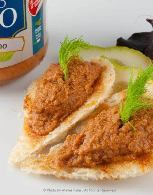 Italian Paté (Tuna) - Sebastiano Drago