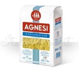 Italian Pasta  (Ricciutelle) - Agnesi