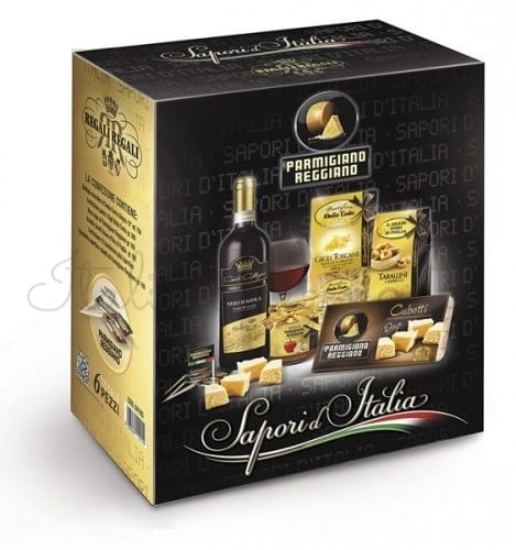 Special Italian Cheese Giftset