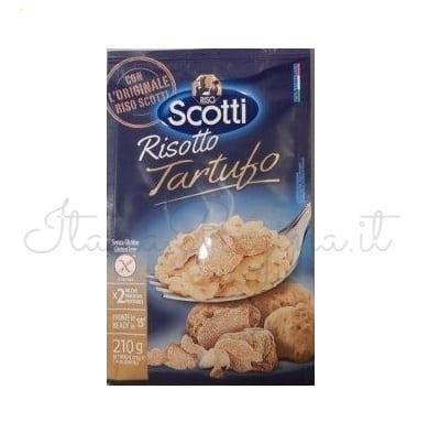 """Italian Risotto """"Dry Truffle"""" - Riso Scotti"""