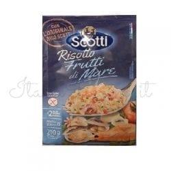Italian Risotto (Dry Frutti di Mare) - Riso Scotti