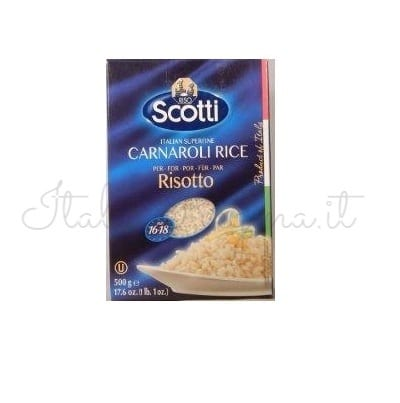 Italian Rice (Superfine Carnaroli) - Riso Scotti