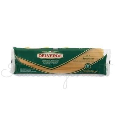 Italian Pasta (Spaghetti Pasta No 4) - Delverde