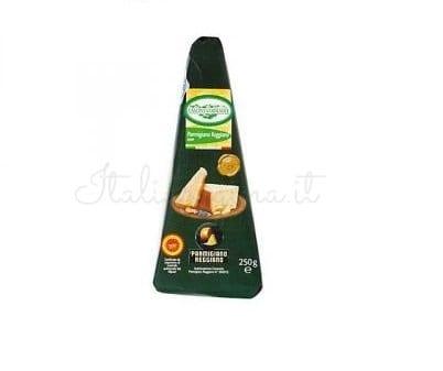 Parmesan  DOP Cheese - Parmigiano Reggiano - 250 gr