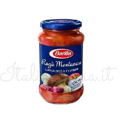 Italian Sauce (Ragu Montanara) - Barilla - 270 gr