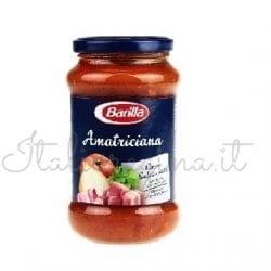 Italian Sauce (Amatriciana) - Barilla -270 gr