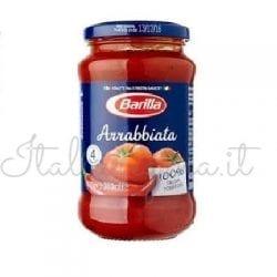 Italian Sauce (Arrabbiata) - Barilla - 270 gr
