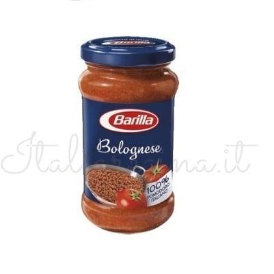 Italian Sauce (Bolognese) - Barilla - 270 gr