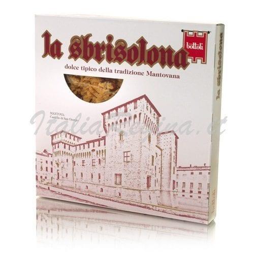 Italian Sbrisolona Cake - Bottoli