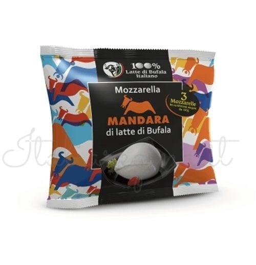 Italian Buffalo Mozzarella - Mandara